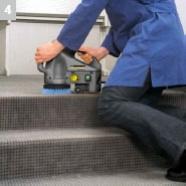 Lépcsőtisztító automaták
