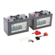 Akkumulátor készlet