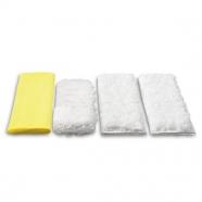 Mikroszálas törlőkendő készlet konyhához