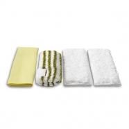 Mikroszálas törlőkendő készlet, fürdőszobához
